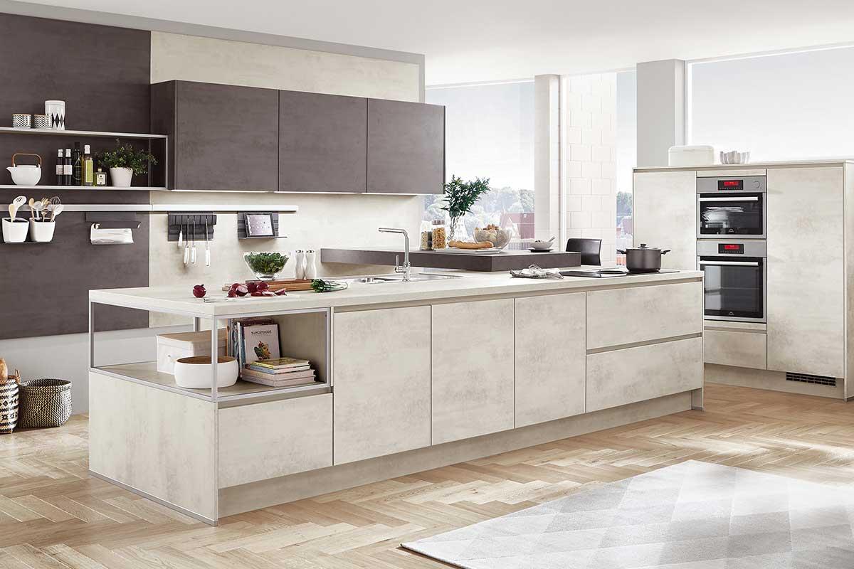 Moderne Küche - Ihr Küchenfachhändler aus Gelsenkirchen: Lachmann Küchen
